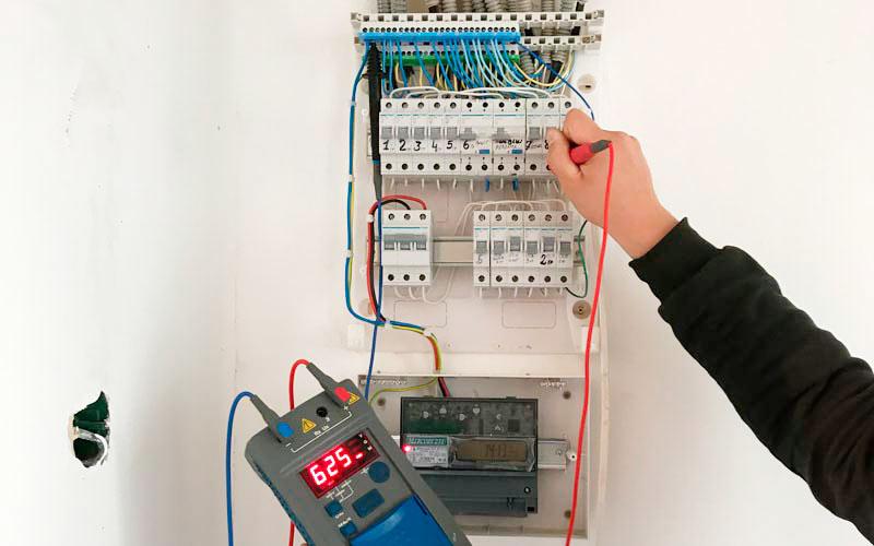 проверка электрики загородного дома