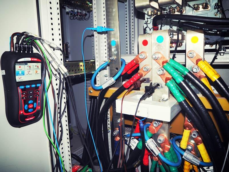 измерение качества электроэнергии