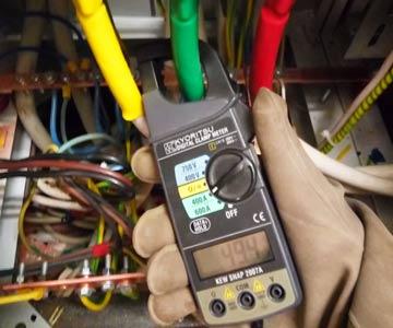Замер потребляемой мощности электрооборудования