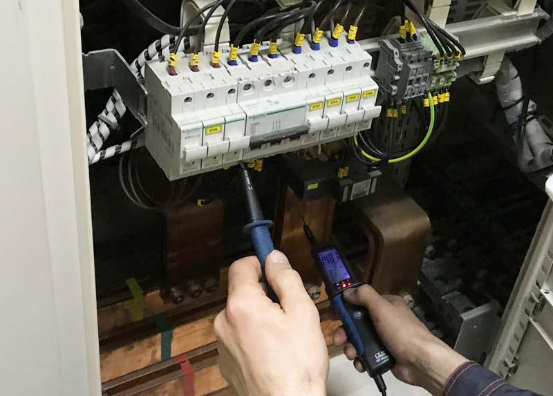 Влияние длины и сечения кабеля на потери по напряжению